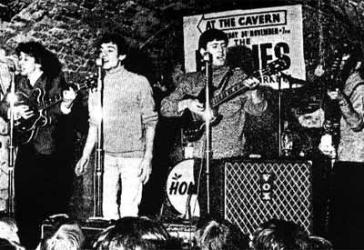 The Hollies en la Caverna