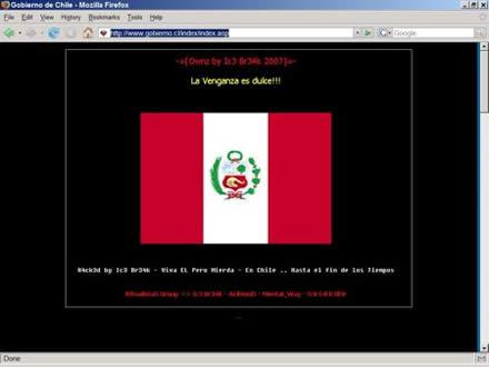 Hackers peruanos