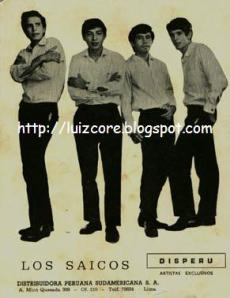 Los Saicos - 1965