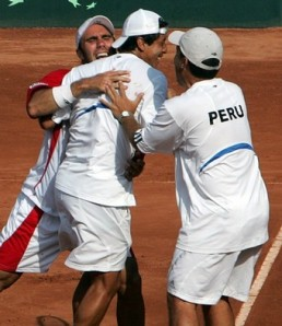 Vamos Perú!