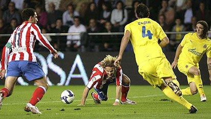 Atlético de Madrid Vs Villareal Jornada 14 E_accion_232
