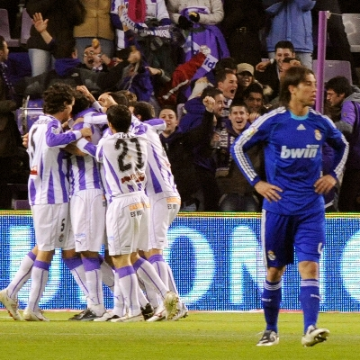 Valladolid 1 - Real Madrid 0