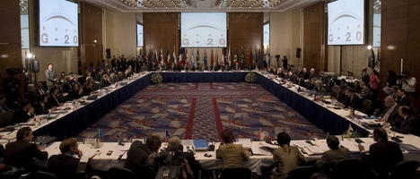 BRASIL-CRISIS FINANCIERA-G20
