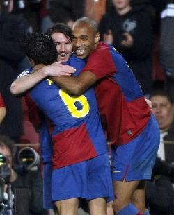 Barcelona 1 - Basel 1
