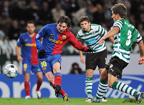 Barcelona Golea