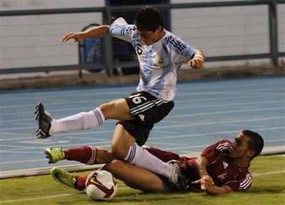 LT Chile Soccer U17