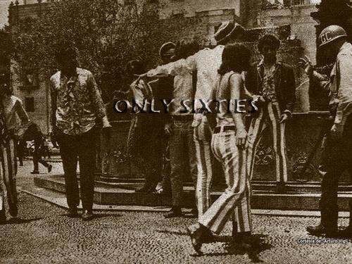 Los Escorpiones en 1968