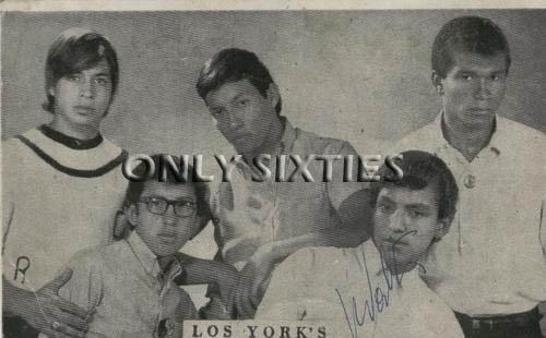 Los Yorks en sus inicios...