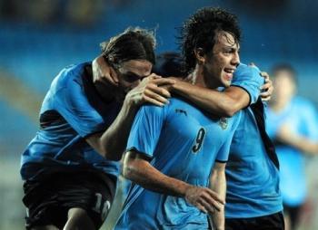 Uruguay derrota 2 a 1 a Colombia en SUB20