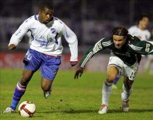 Nacional 0 Palmeiras 0
