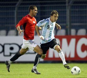 Argentina 3 Egipto 2