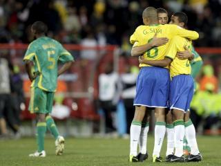 brasil 1 sudáfrica 0