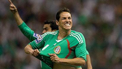 México 2 - Trinidad y Tobago 1