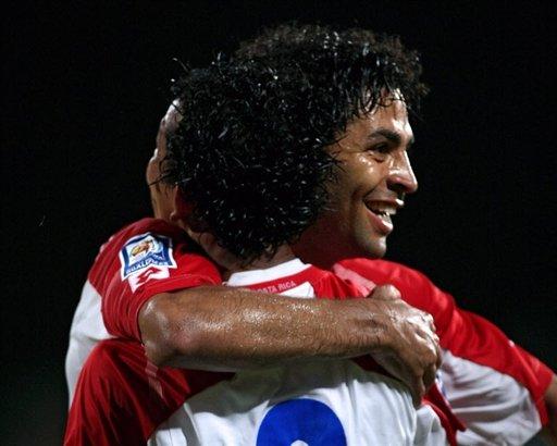 Trinidad Tobago 2 Costa Rica 3