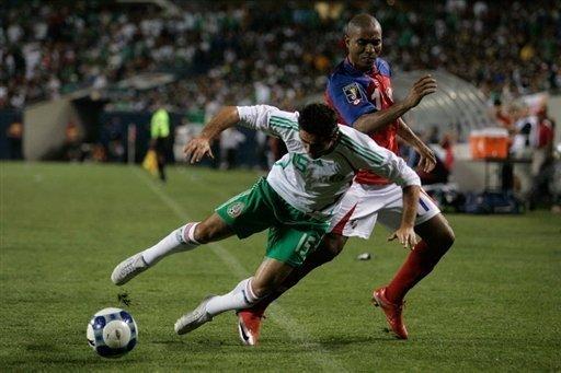 Costa Rica 1 México 2
