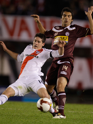 Lanús venció a River Plate