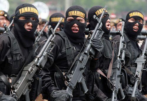 Soldados del Perú
