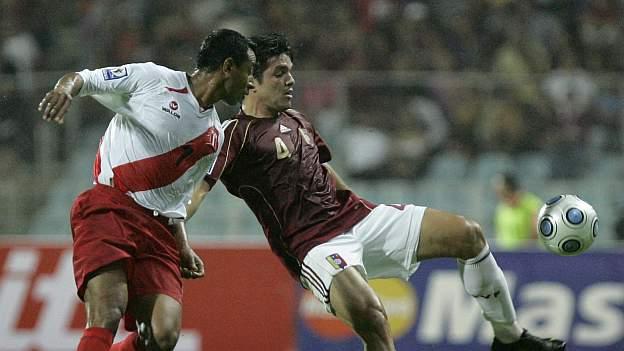 Venezuela Peru Wcup Soccer