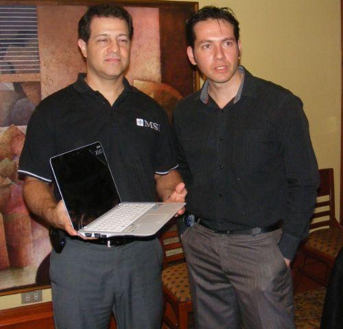 Producción de Laptops en Perú ANDINA