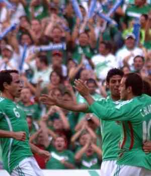 MEXICO 4 el salvador 1