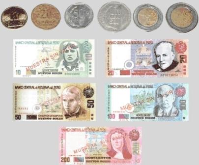 moneda peruana