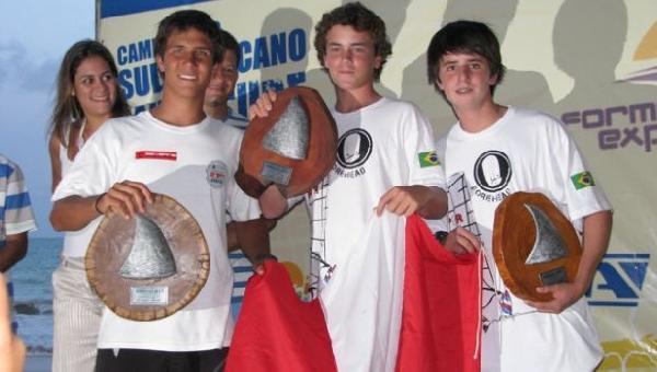 PERUANOS CAMPEONES
