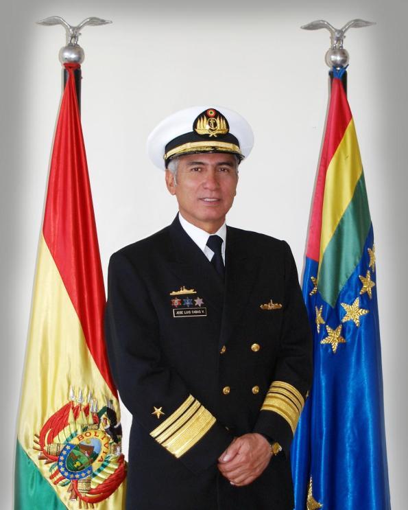 almirante boliviano