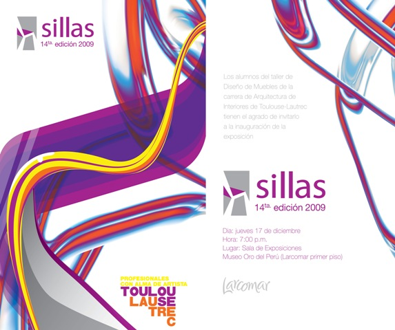 Flyer Sillas