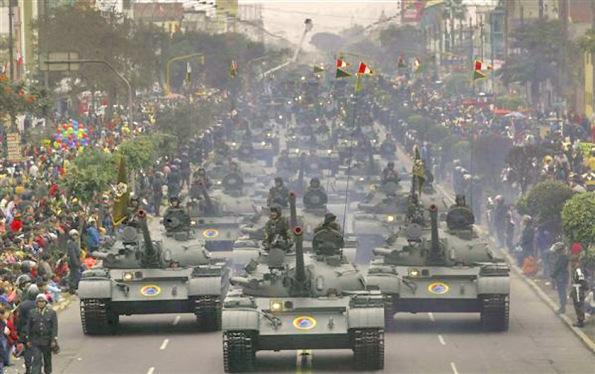 T-55 PERUANOS