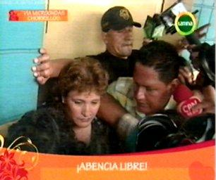ABENCIA MEZA EN LIBERTAD