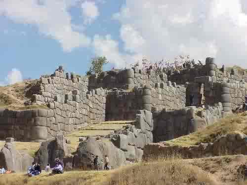 Sacsayhuaman Perú