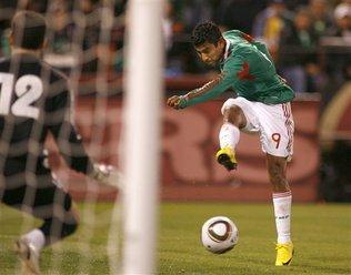 MEXICO 5 - Bolivia 0