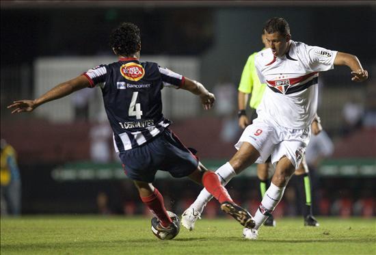 SAO PAULO 2 - MONTERREY 0