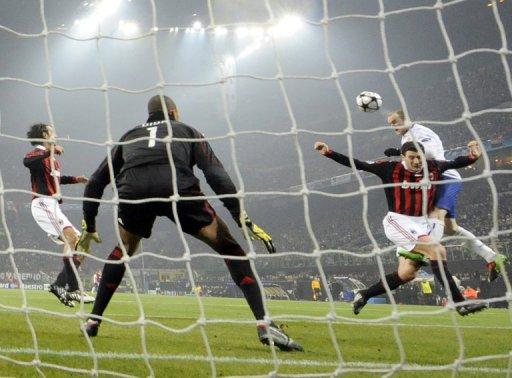Milan 2 Manchester 3