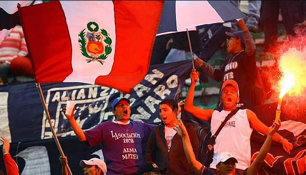 ALIANZA LIMA LOCAL EN LA PAZ