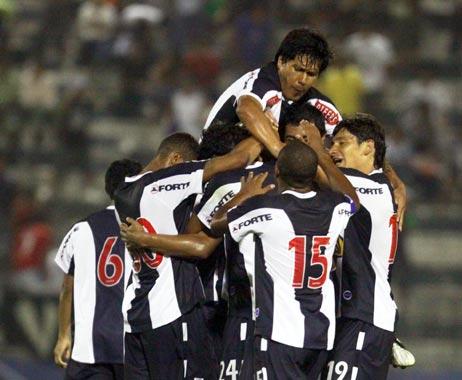 ALIANZA LIMA 3 Alianza Atlético 0