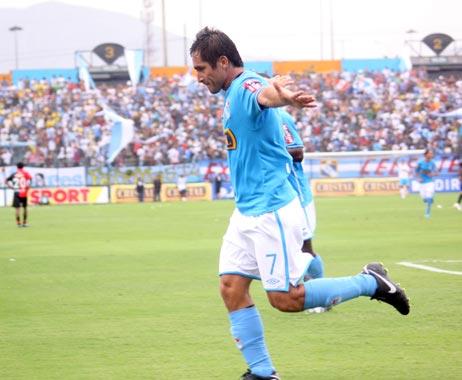 Sporting Cristal 3 Melgar 1