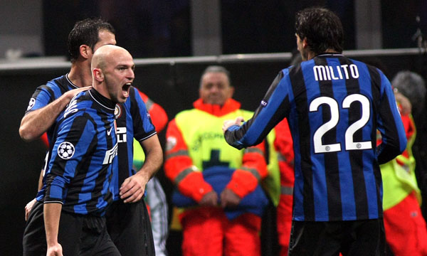 Inter 2 Chelsea 1