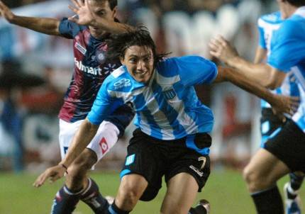 Racing 2 San Lorenzo 1