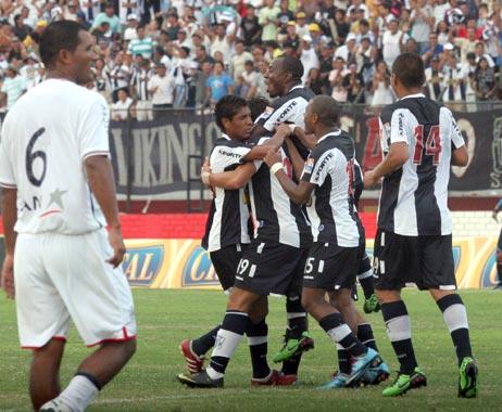San Martin 0 - Alianza 1