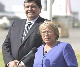 PERU AYUDA A CHILE