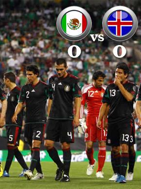 mexico 0 islandia 0