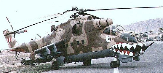 MI-25 PERÚ