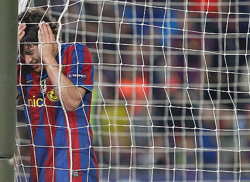 Barcelona 1 Inter 0