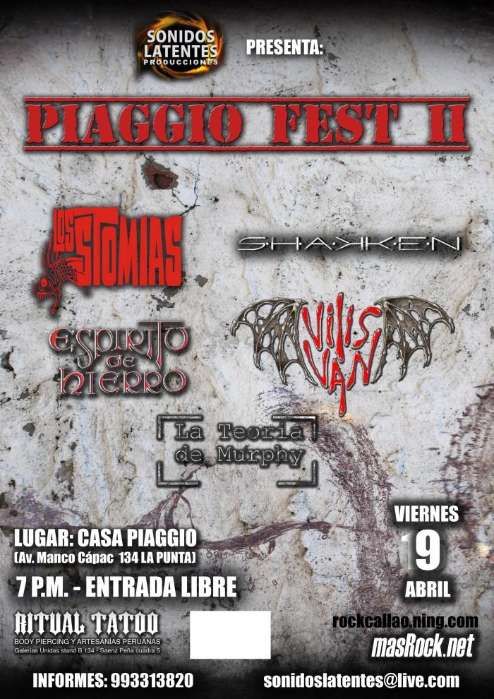 PIAGGO FEST II