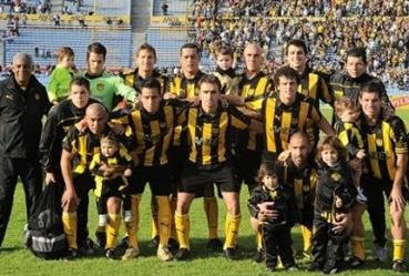 PEÑAROL CAMPEON 2009-2010