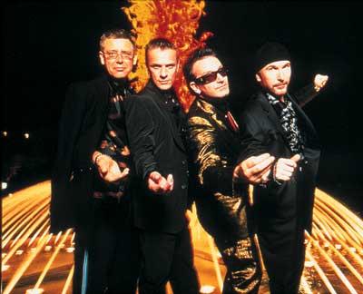 U2 EN LIMA