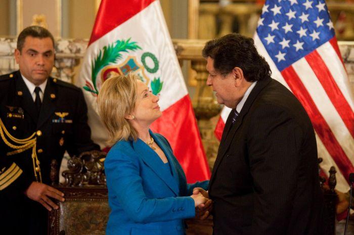 PERU Y EEUU