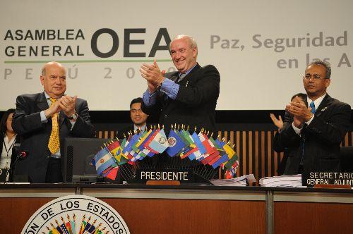 OEA PERU