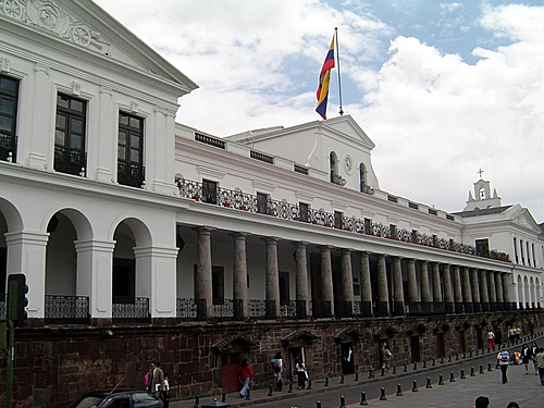CANCILLERIA DE ECUADOR NEUTRAL ANTE DIFERENDO PERU CHILE